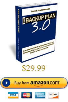 The Backup Plan 3.0 | Filled with Quick and easy steps you can take right now, to keep everything that's important to you, safe, sound and accessible. www.getyourstufftogether.com