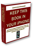 Keep This Book In Your iPhone | Filled with Quick and easy steps you can take right now, to keep everything that's important to you, safe, sound and accessible. www.getyourstufftogether.com