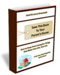 Take This Book To Your Parent's House | Filled with Quick and easy steps your parents can take right now, to keep everything that's important to them, safe, sound and accessible. www.getyourstufftogether.com