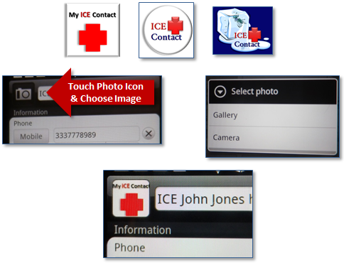 How To Set Up An ICE Contact On Your Android Smartphone | You'll find this and other quick and easy life hacks and organization hacks at https://rnn10.wordpress.com.