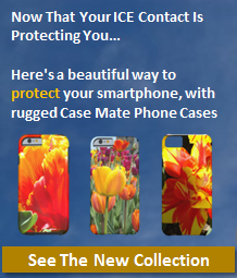 Protect your smartphone with Wealth of Tulips rugged phone cases