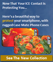 Protect your smartphones with the Wealth of Tulips Rugged Smartphone Cases
