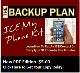 The ICE My Phone Kit - Downloadable PDF Edition!