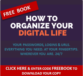 How To Organize Your Digital Life - Downloadable PDF Edition!
