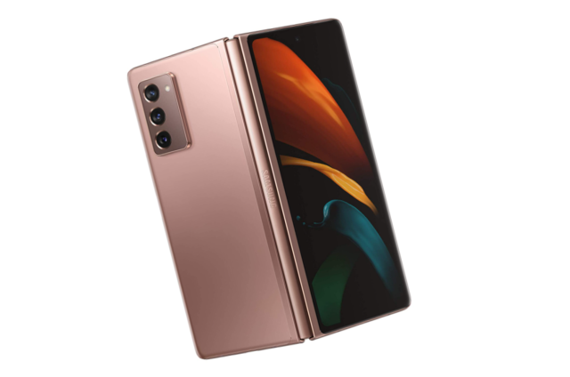 65 POST Vertu Phone Galaxy Fold Z2