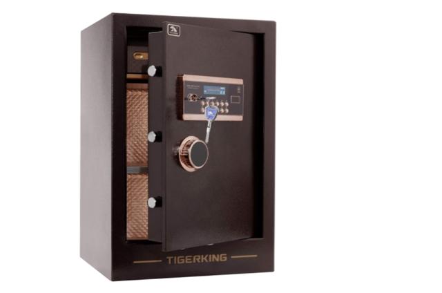 67 POST Vital Docs tigerking dig security safe