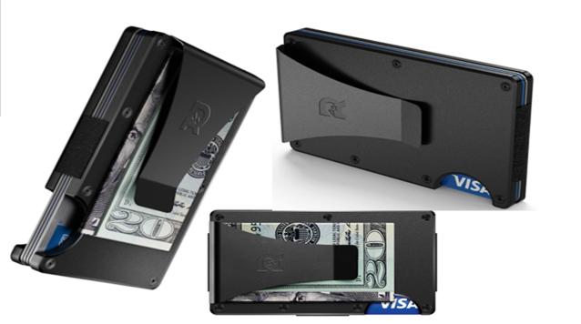 69 POST Wallet ICE the ridge wallet